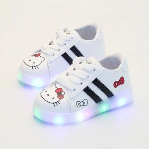 New Hello Kitty Light Up Shoes With Flaw
